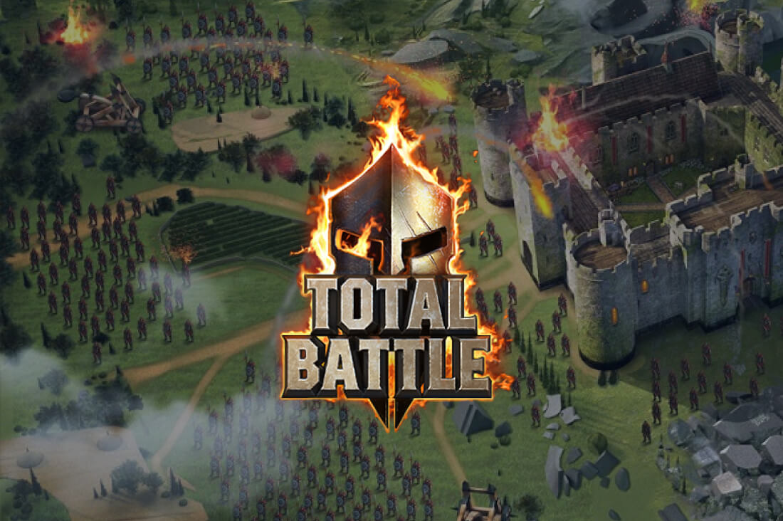 Total Battle - ECOMMPAY's client